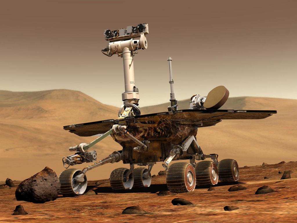rover on mars tv - photo #21